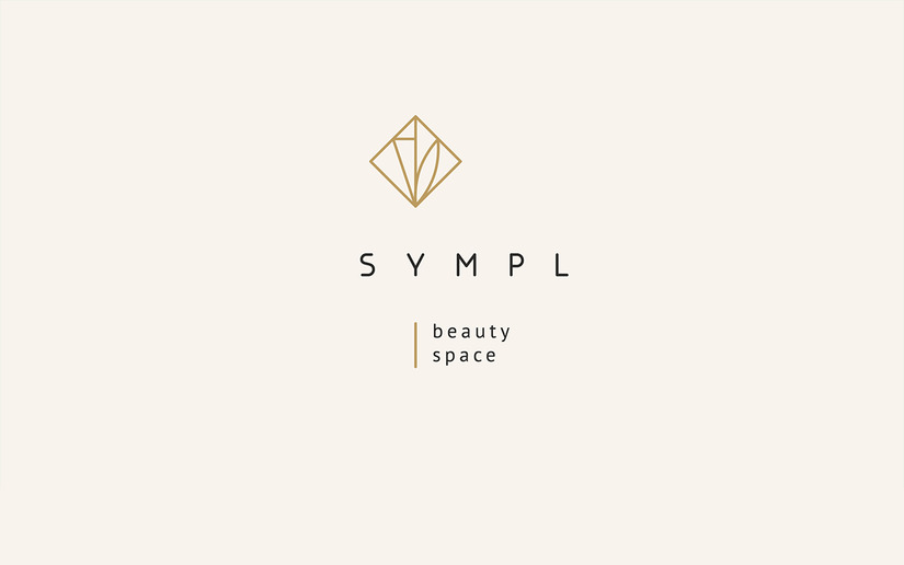 SYMPL beauty space - Branding Project Photo